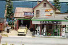 Bogong & Geehi Railway models : April 2013