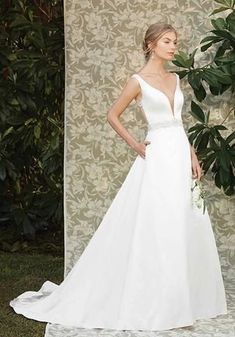 d851c9519482 Stunning and affordable Casablanca wedding dresses is a key part of our  bridal inventory