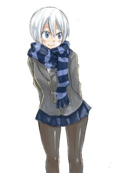 Fairy Tail Lisanna: She looks like she could be in Ravenclaw! ^.^ I think she fits better in Hufflepuff.