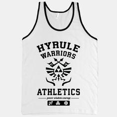 Hyrule Warriors Athletics