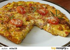 Quiche, Food And Drink, Pizza, Breakfast, Morning Coffee, Quiches