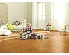 Korkboden natural versiegelt, 30x30 cm, 4 mm stark, 10er-Pack bei HORNBACH kaufen