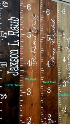 Hey, I found this really awesome Etsy listing at https://www.etsy.com/listing/194405219/wooden-height-chart-kids-height-chart