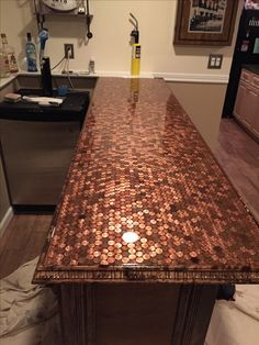 Merveilleux My Penny Bar Top