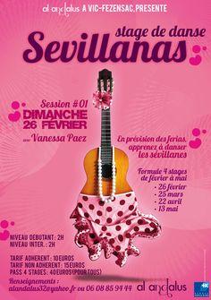 #Sevillanas #vic-fezensac