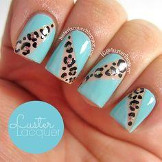 Luster Lacquer #nail #nails #nailart