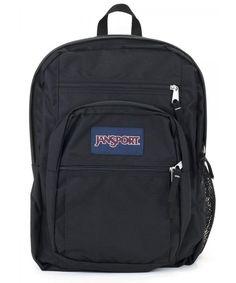 09c23c619b Big Student Solid Colors Backpack B1025  Black - C611YAHIV5L