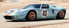Le Mans 1960 - Ford GT 40
