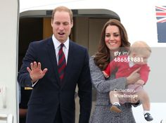 News Photo : Prince George of Cambridge Catherine Duchess of...