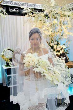 Vestidos de novia boda civil panama