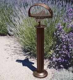 Sun-Clock Sundial $70