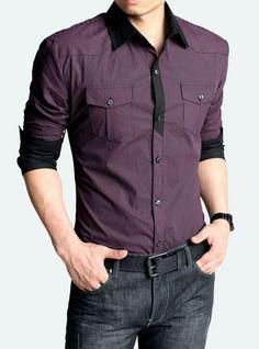 Camisa Casual Masculina. Mais de 55 modelos em #PROMOÇÃO  Compre 2 peças e ganhe R$50 de Desconto! http://camisacasualmasculina.camisariarg.com/