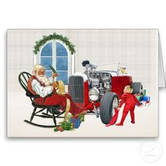 18 best hot rod christmas cards images on pinterest christmas e hot rod christmas cards 7 m4hsunfo