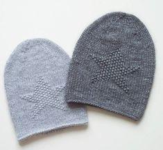 Как связать шапку Бини спицами - урок для начинающих