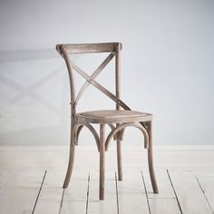Maxime Bistro Dining Chair - Ash