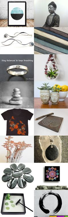 ZEN gifts by ThriftMachine on Etsy--Pinned with TreasuryPin.com