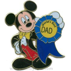 *MICKEY ~ disney collector's pin