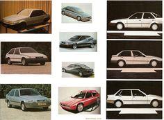 OG | 1988 Volvo 440 - G1 Project | Design process overview