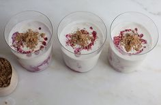 Blackberry Pie Bar Milkshakes