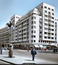 Bucharest Romania, Time Travel, Old Photos, Street View, Traveling, Memories, Romania, Antique Photos, Trips