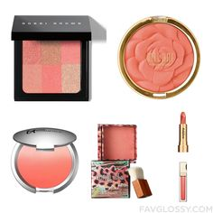 Beauty Set With Bobbi Brown Cosmetics Blush Milani Blush It Cosmetics Blush And Powder Blush From March 2016 #beauty #makeup