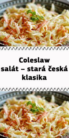 Coleslaw, Ham, Salads, Food And Drink, Mascarpone, Coleslaw Salad, Hams, Cabbage Salad, Salad