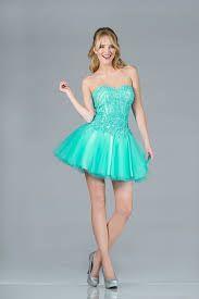 vestidos de 15 cortos - Buscar con Google