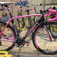 """Congrats @acontadoroficial @stevendejongh @olegtinkov @tinkoffsaxo for winning the Giro!"" Photo taken by @joosthoetelmans on Instagram, pinned via the InstaPin iOS App! http://www.instapinapp.com (05/31/2015)"