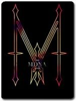 The Official MDNA World Tour Logo