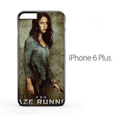 Maze Runner Teresa iPhone 6 Plus Case