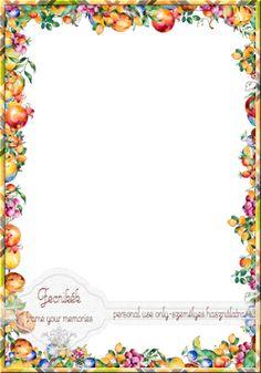 FECNIKÉK: ~~ Pomegranate frame