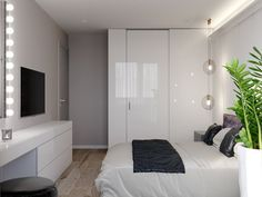 Excellent bedroom decor ideas are available on our web pages. Read more and you wont be sorry you did. Hotel Room Design, Luxury Bedroom Design, Modern Bedroom Decor, Small Room Bedroom, Master Bedroom Design, Home Bedroom, Bedroom Ceiling Designs, Modern Decor, Bedroom Layouts