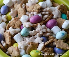 {Sweet} Bunny Mix! So fun for Easter!!!