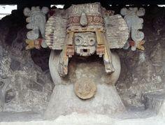 Tlaloc is the Aztec Version of an Ancient Pan-Mesoamerican Rain Deity Ancient Aztecs, Ancient History, Aztec Statues, Aztec Religion, Mesoamerican, Fertility, Deities, Framed Artwork, Find Art