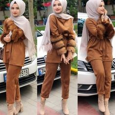 Snugly and comfy hijab styles – Just Trendy Girls Modern Hijab Fashion, Pakistani Fashion Casual, Abaya Fashion, Muslim Fashion, Teen Fashion, Fashion Dresses, Girl Hijab, Hijab Outfit, Hijab Hipster