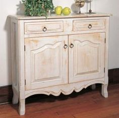 Country Classics Painted Furniture, French Country Buffet