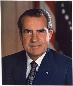Richard Nixon 37th U.S. President Richard Milhous Nixon was the 37th President of the United States, serving from 1969 to 1974 when he became the only U.S. president to resign the office. Wikipedia Born: January 9, 1913, Yorba Linda, CA Died: April 22, 1994, New York City, NY Presidential term: January 20, 1969 – August 9, 1974 Party: Republican Party Vice presidents: Spiro Agnew (1969–1973), Gerald Ford (1973–1974) Children: Tricia Nixon Cox, Julie Nixon Eisenhower
