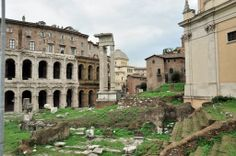 Teatro Marcello/Jewish Ghetto in Rome (photo Luca Semplicini) http://www.romeing.it/the-jewish-quarter-in-rome/