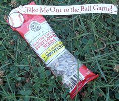 Baseball Team Treats