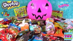 Candy & Blind Bag Palooza #2 | Shopkins Snickers Boogers Zombies MLP Tas...