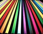 Designer Colored Sleeves for Fluorescent Lighting - Encapsulite Fluorescent Lamp, Lighting System, White Light, Music, Sleeves, Color, Design, Musica, Musik