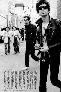 The Stranglers in Japan