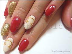 nail art /smile