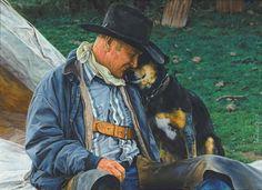 Felds 2005 Nothin' like the love & devotion of a Cattle Dog ♥