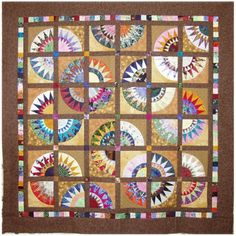 Spanish Fans by Erin Underwood Quilts