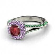 Ariel Engagement Ring - check pricing here.