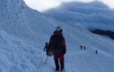 12 Days 6 Peaks Aclimatization and Glacier Course in Ecuador! #climbing #acclimatization #tours