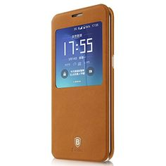 Neo Generation Baseus Samsung Galaxy S7 G9300 and Galaxy S7 Edge Flip Case (Galaxy S7 Edge - Brown) Baseus http://www.amazon.com/dp/B01DHCMA64/ref=cm_sw_r_pi_dp_cx--wb00DK4B2