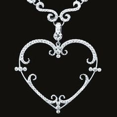 Rhonda Faber Green Diamond heart