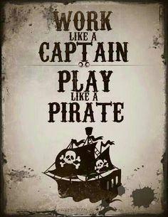 Pirates! Enough said.